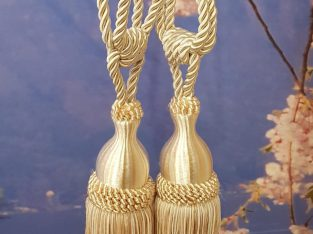 Curtain Tassel Tiebacks $9.90 per pair